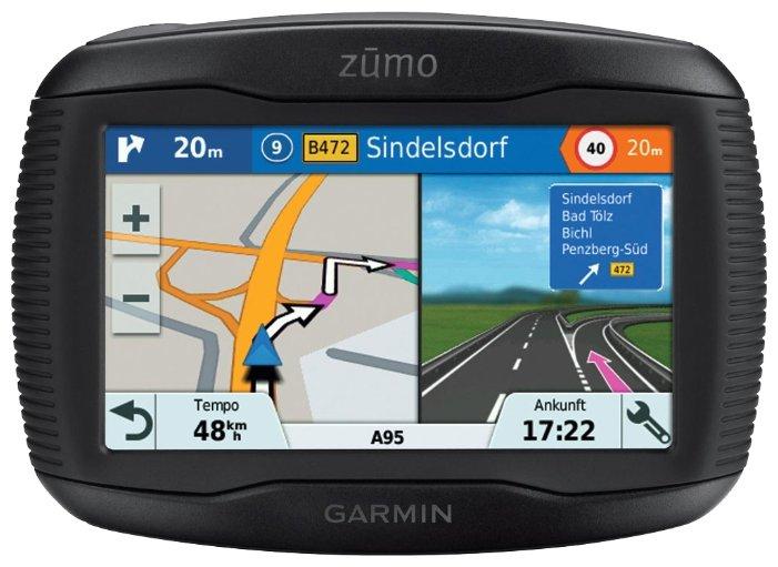 Навигатор Garmin Zumo 345 LM