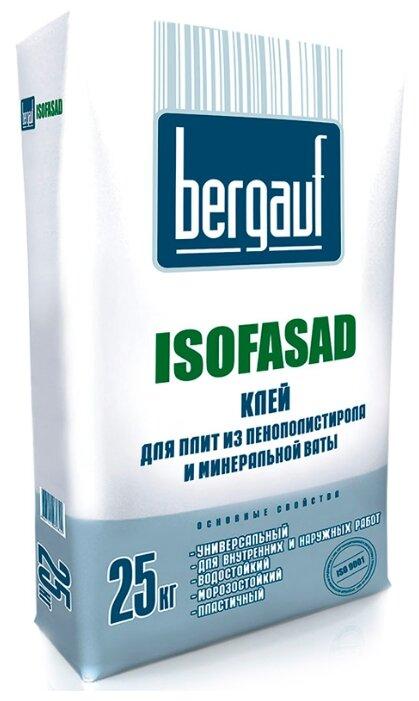 Строительная смесь Bergauf Isofasad