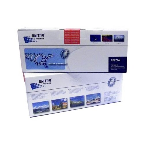 Фото - Картридж Uniton Premium Extra control CE278A, совместимый картридж uniton mlt d115l совместимый