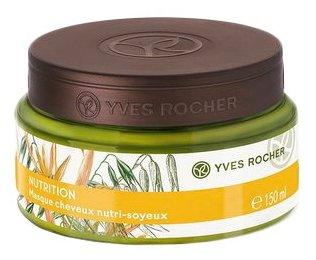 Yves Rocher Экспресс-маска для питания с овсом и каритэ