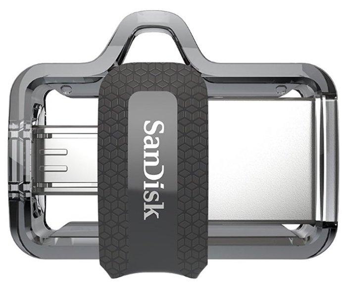 Купить Флешка SanDisk Ultra Dual Drive m3.0 64GB по низкой цене с доставкой из Яндекс.Маркета (бывший Беру)
