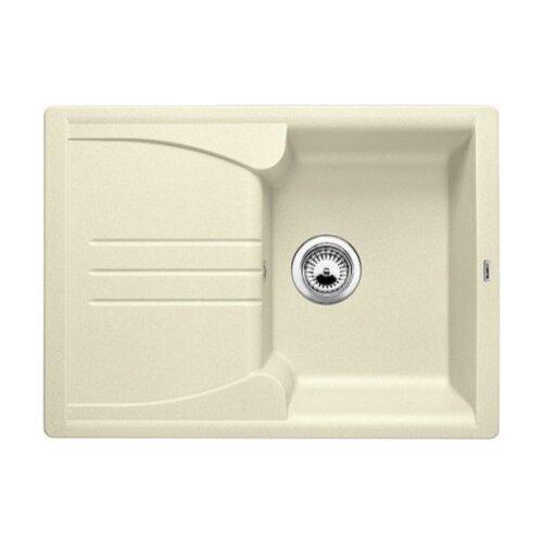 Купить со скидкой Врезная кухонная мойка 68 см Blanco Enos 40S Silgranit PuraDur 514230 жасмин