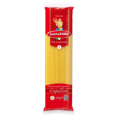 Pasta Zara Макароны 001 Capellini, 500 г