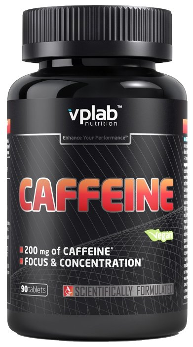 Предтренировочный комплекс VP Laboratory Caffeine (90 шт.)