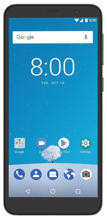 Сотовый телефон ZTE Blade A530 16Gb Blue