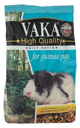 Кормовая смесь для морских свинок Вака High Quality