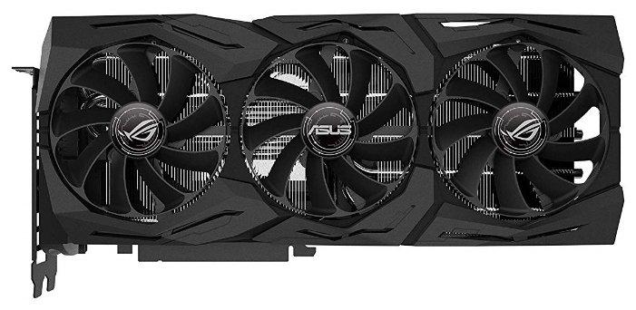 Видеокарта ASUS GeForce RTX 2080 1515MHz PCI-E 3.0 8192MB 14000MHz 256 bit 2xHDMI HDCP Strix Gaming OC