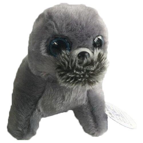 Мягкая игрушка Chuzhou Greenery Toys Тюлень серый 19 см
