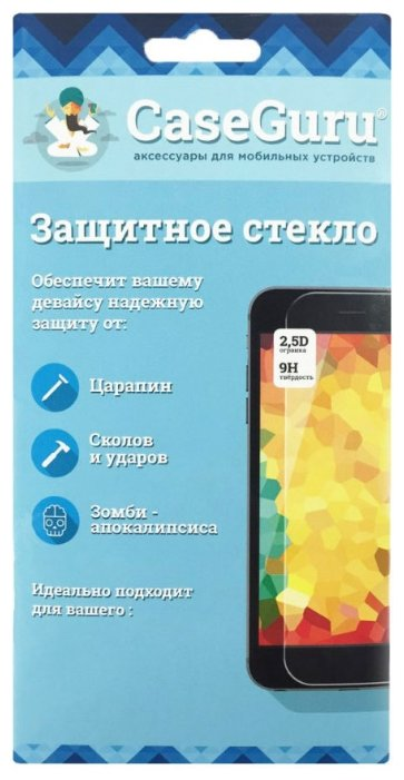 Защитное стекло CaseGuru для ASUS Zenfone 6