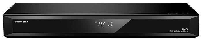 Panasonic Blu-ray/HDD-плеер Panasonic DMR-BCT760