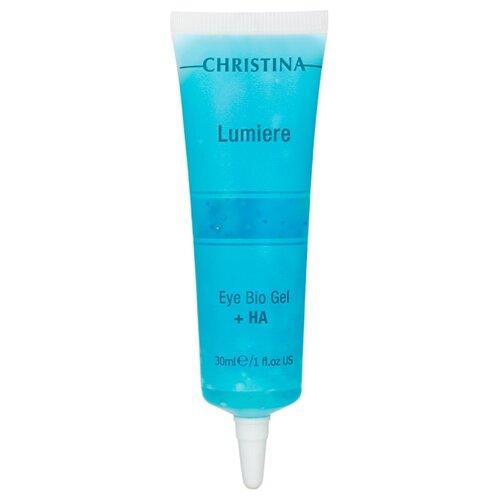 Christina Био-гель для кожи вокруг глаз Lumiere Eye Bio Gel + HA 30 мл christina line repair theraskin ha