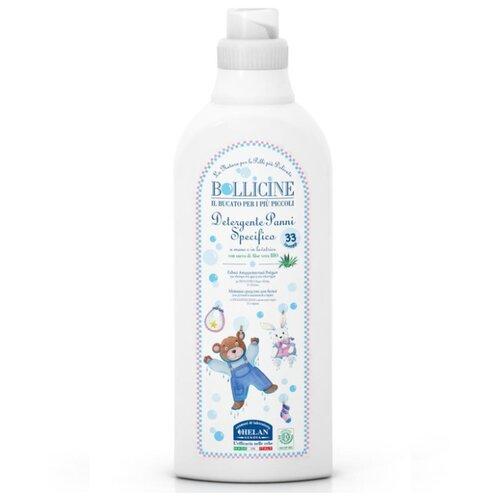 Гель Helan Bollicine для детского белья, 1 л, бутылка