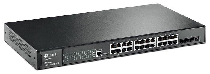 Коммутатор TP-LINK T2600G-28TS