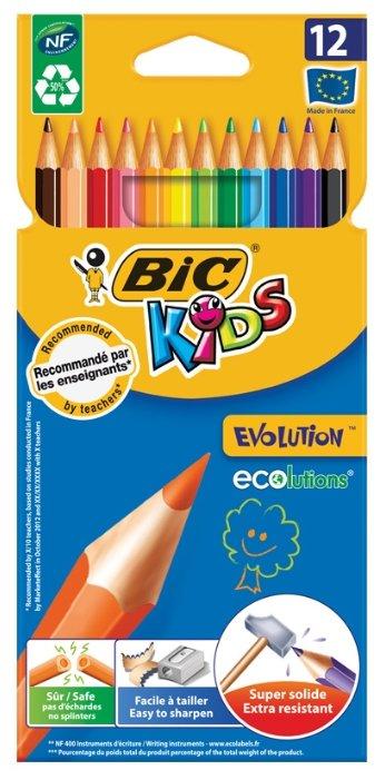 Набор карандашей цветных профессиональных 36 цветов ж/б Мастер-Класс