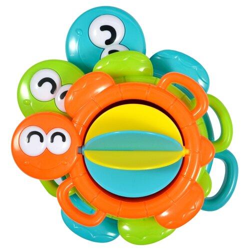 Купить Игрушка для ванной Жирафики Водные черепашки (939556) разноцветный, Игрушки для ванной