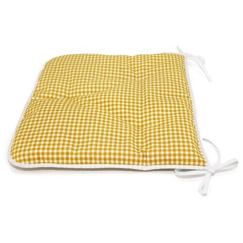 цена Подушка на стул Kauffort Sun Kimberly, 40 х 40 см (112217650) мультиколор онлайн в 2017 году