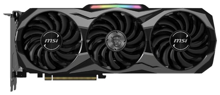MSI Видеокарта MSI GeForce RTX 2080 Ti 1350MHz PCI-E 3.0 11264MB 14000MHz 352 bit HDMI HDCP Duke OC