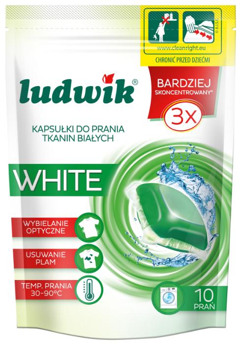 Капсулы LUDWIK White