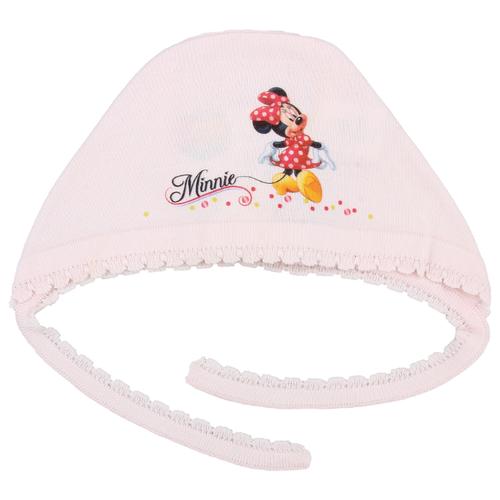 Шапка Linas Baby размер 38-40 (1-3), розовыйГоловные уборы<br>