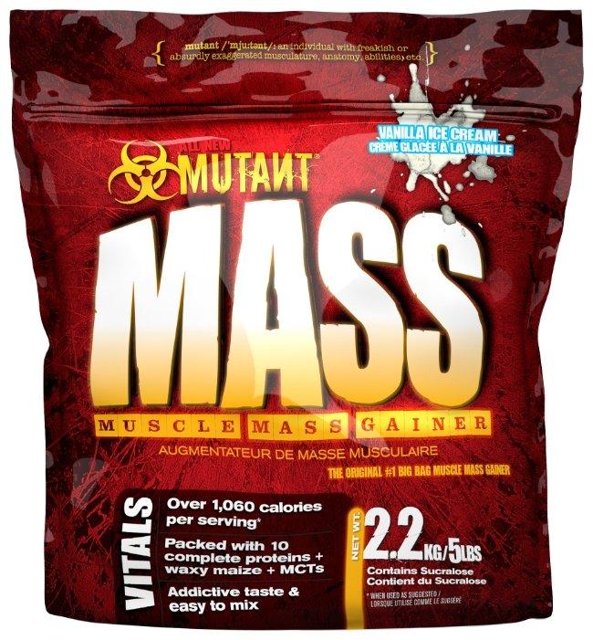 Гейнер Mutant Mass (2.2 кг)