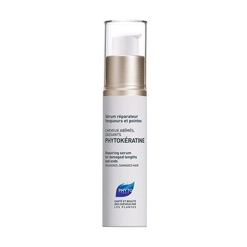 PHYTO Phytokeratine Сыворотка восстанавливающая для кончиков волос, 30 мл phyto для волос витамины купить