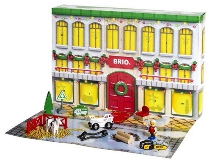 Игровой набор Brio Рождественский календарь