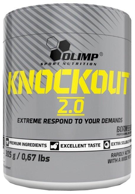 Предтренировочный комплекс Olimp Knockout 2.0 (305 г)