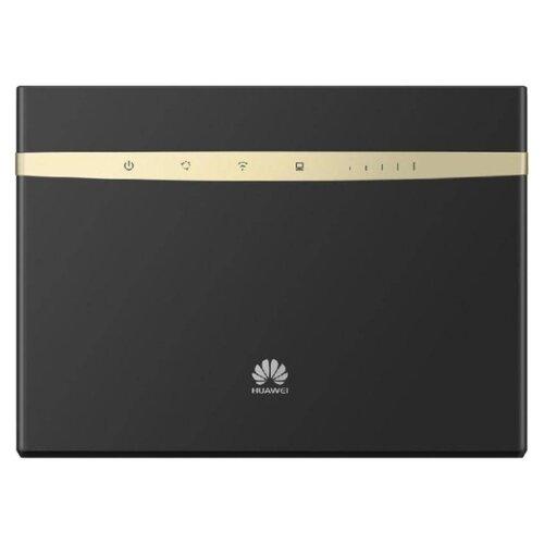 Wi-Fi роутер HUAWEI B525 черныйОборудование Wi-Fi и Bluetooth<br>