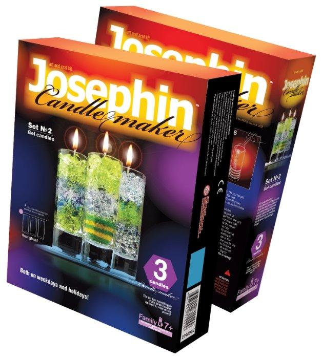 Josephin Гелевые свечи Набор №2 (274002)