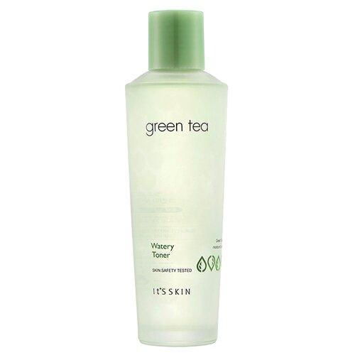 It'S SKIN Тонер Green Tea Watery, 150 мл недорого