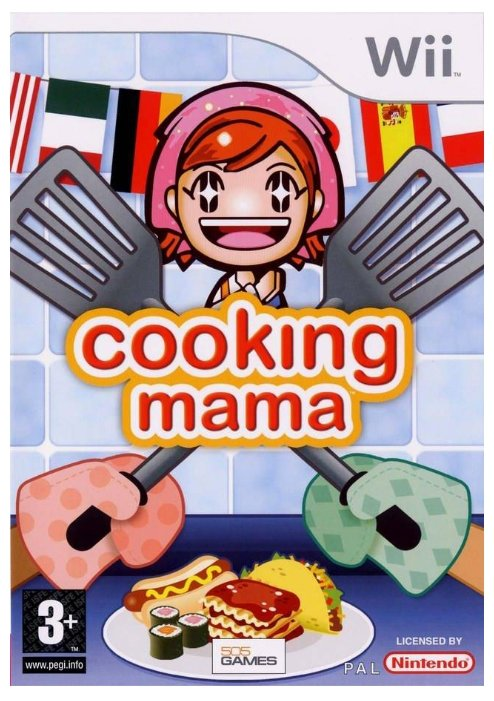 505 Games Cooking Mama: Cook Off