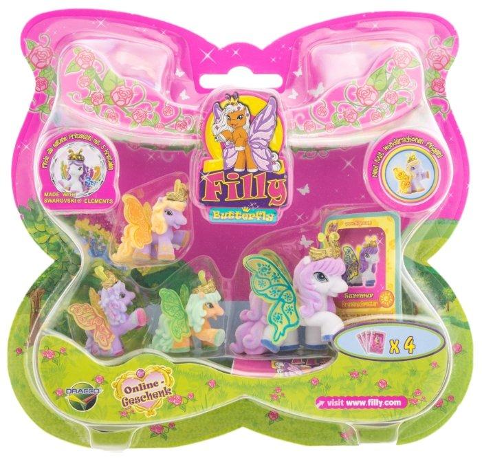 Игровой набор Filly Butterfly Волшебная семья Саммер M770028-3240