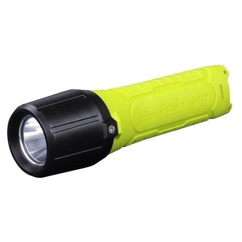 Ручной фонарь Fenix SE10 зеленый
