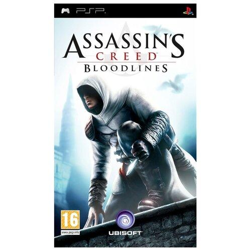 Игра для PlayStation Portable Assassin