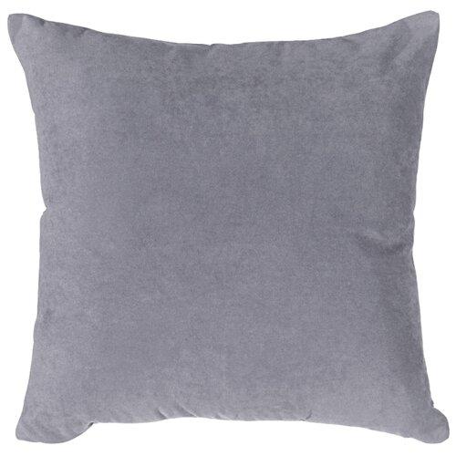 Подушка декоративная MyPuff 45 х 45 см стальДекоративные подушки<br>