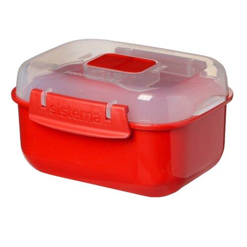 Sistema Контейнер прямоугольный Microwave 1119 красный контейнер прямоугольный dosh i home контейнер прямоугольный