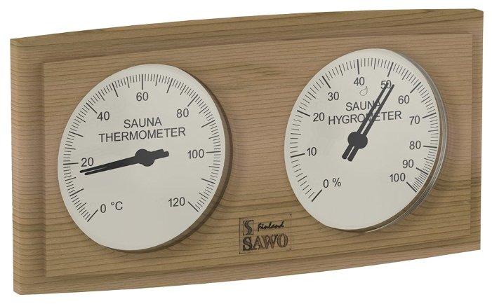 Термогигрометр SAWO 271-THD (Кедр (D), 225x140 мм)