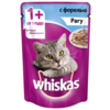 Корм для кошек Whiskas с форелью 85 г (кусочки в соусе)