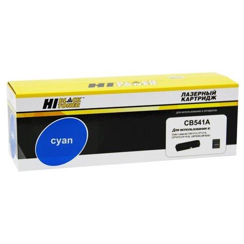 Фото - Картридж Hi-Black HB-CB541A, совместимый картридж hi black hb pr2 совместимый