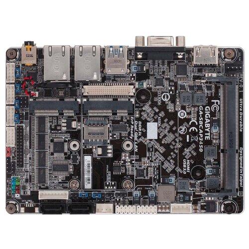 Фото - Материнская плата GIGABYTE GA-SBCAP3450 (rev. 1.1) gigabyte ga f2a88xm hd3p