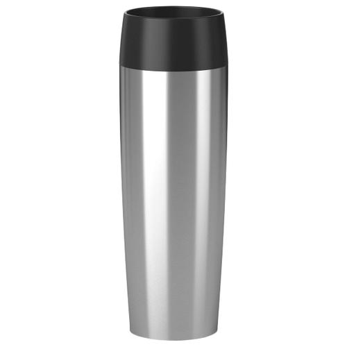 Фото - Термокружка EMSA Travel Mug Grande Stainless Steel, 0.5 л сталь/черный термокружка emsa travel mug grande 0 5 л красный