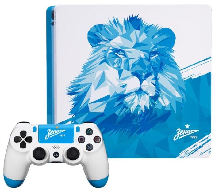 Sony Игровая приставка Sony PlayStation 4 Slim 500 ГБ