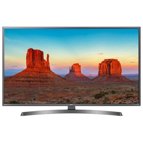цена на Телевизор LG 43UK6750 42.5 (2018) темный титан