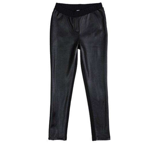 Брюки playToday размер 110, черный playtoday брюки playtoday для мальчика