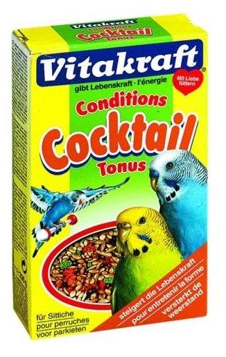 Добавка в корм Vitakraft для волнистых попугаев коктейль зерновой Tonus