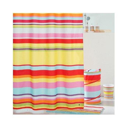 Штора для ванной IDDIS 290P24RI11 200x200 разноцветныйШторы и карнизы<br>