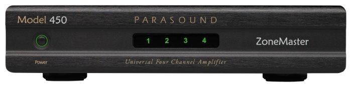 Усилитель мощности Parasound ZoneMaster 450