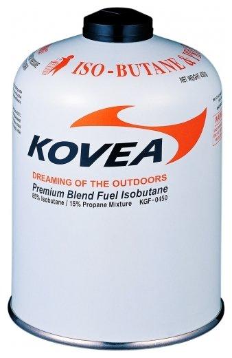 Баллон газовый резьбовой Kovea Screw type gas 450 g