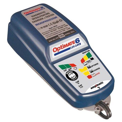 Зарядное устройство Optimate 6 12/24В синий