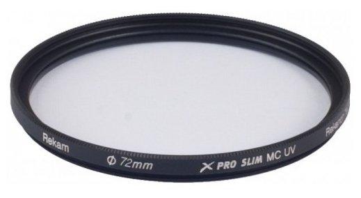 Светофильтр ультрафиолетовый Rekam X Pro Slim UV MC 72 мм